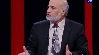 د .بسام العموش وحسين الرواشدة - الاردنيون في داعش