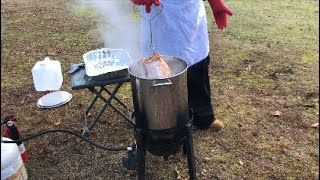 How to Safely Deep Fry a Turkey from Start to Finish