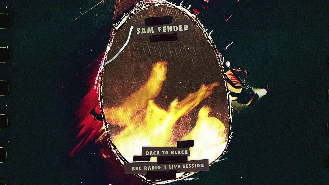 Sam Fender - Back To Black (Amy Winehouse cover / BBC Radio 1 Live Lounge)