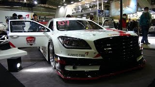 (HD)KUMUHO ECSTA RACING SUPERRACE CHAMPIONSHIP 2015 - TOKYO AUTO SALON 2016