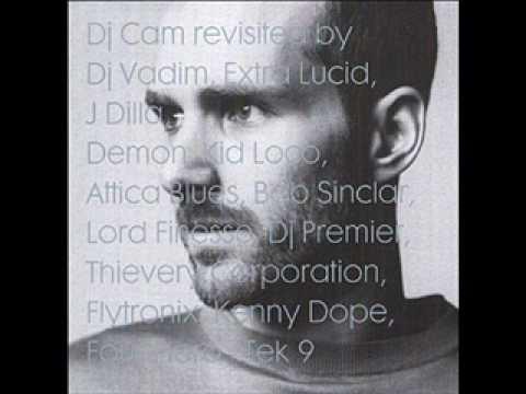 Love Junkee Feat. Cameo (J Dilla Remix) - DJ CAM