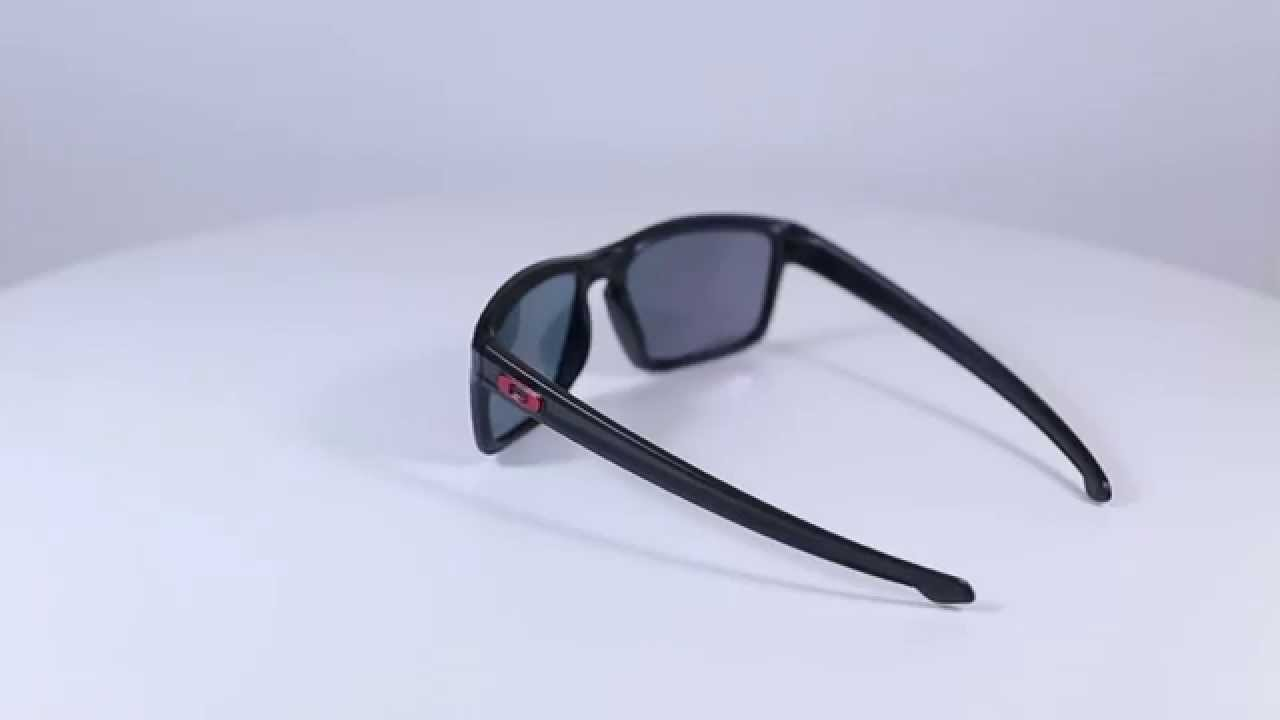 96859ca00ca OAKLEY Sliver Marc Marquez Signature Matte Black-Positive Red Iridium OO9262 -20- gimpexsport.eu - YouTube