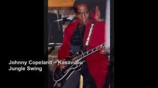 Johnny Copeland-Kasavubu