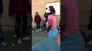 Crackheads fight 😂 must watch ‼️