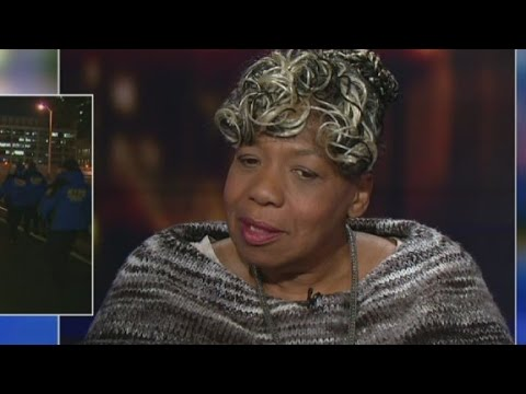 Eric Garner's mom: I do not accept an apology