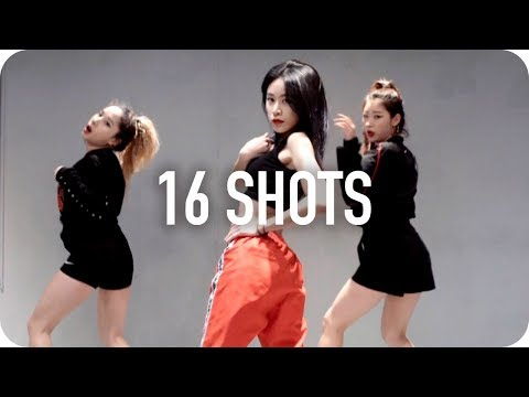 16 Shots - Stefflon Don / Minyoung Park Choreography