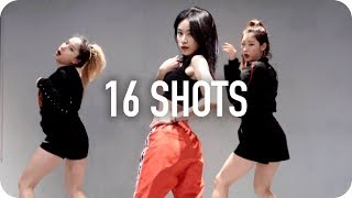 16 Shots Stefflon Don Minyoung Park Choreography