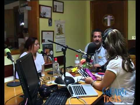MOMENTOS de CreArte Ideas : Entrevista a Marina Trillo Rodriguez , escritora , en Radio Galdar