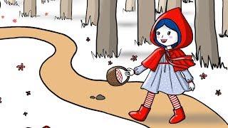 Caperucita Roja | Audio cuento infantil