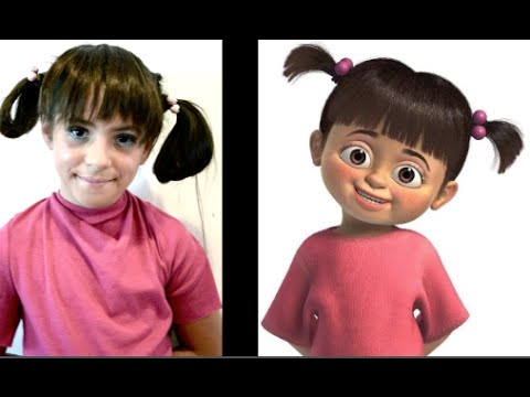 Thumbnail: Boo From Monsters Inc. Transformation
