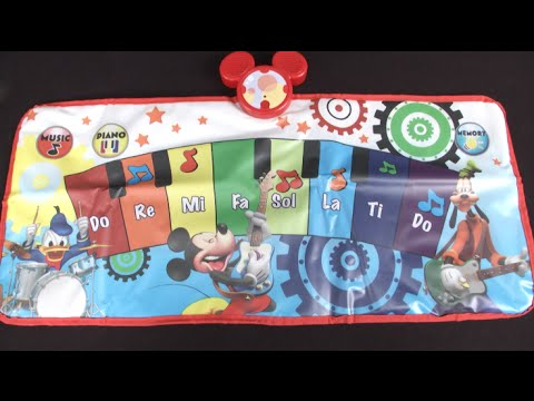 Mickey Mouse Clubhouse Electronic Music Mat from Jakks Pacific