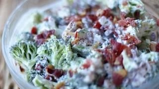 салат из брокколи от Dovna Enterprises