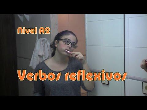 Reflexive Verbs. Level A2