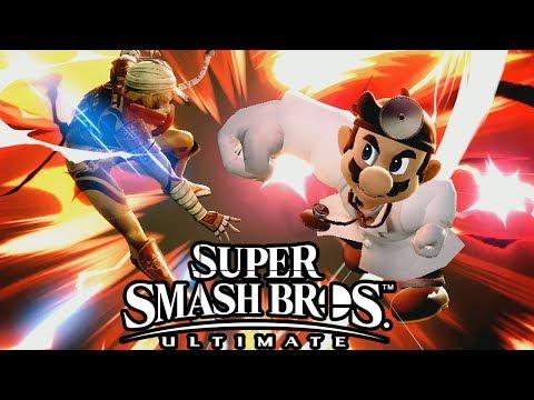 The Dark World || Super Smash Bros Ultimate: World of Light - Part 5 thumbnail