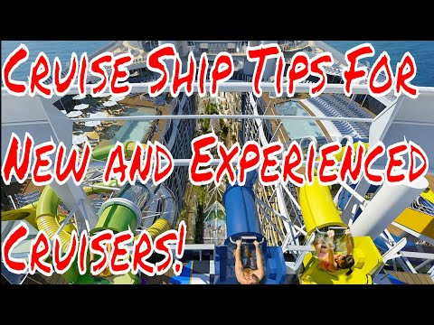 Cruise Ship Top Tips For New and Experienced Cruisers and What is Skip Gen Cruising?