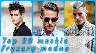 🎸 Top 20 meskie fryzury modne 🎸