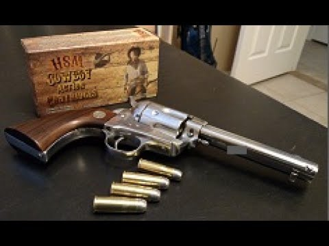 Colt Single Action Army, 1909, in  .38-40 WCF