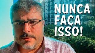 NUNCA FAÇA ISSO NOS ESTADOS UNIDOS!  - Paulo Sergio