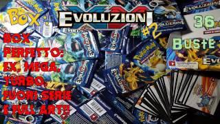 BOX EVOLUZIONI!!    CI VA DI LUSSO, CHE FORTUNA!!    36 Buste Evoluzioni [HD-ITA] [Seconda parte]