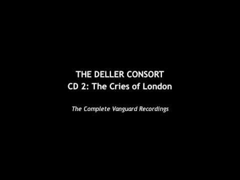 The Deller Consort - CD2 The Cries of London