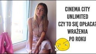📽️ CINEMA CITY UNLIMITED - czy warto? Opinia po roku 🍿