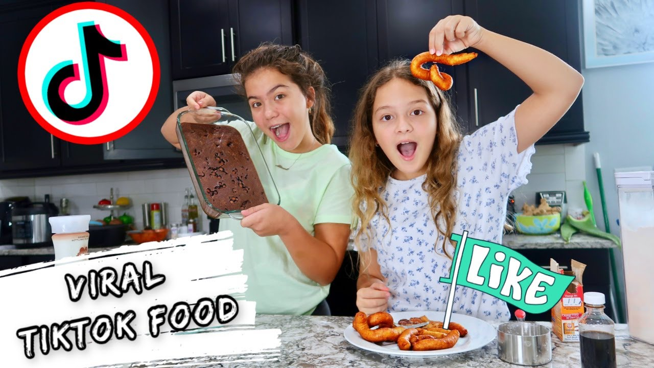WE TESTED VIRAL TIKTOK FOOD HACKS TO SEE IF THEY WORK | SISTER FOREVER