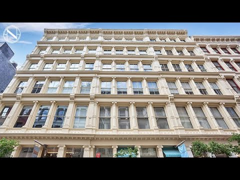 95 Greene Street - Soho New York Duplex Penthouse Mansion For Sale - New York Real Estate