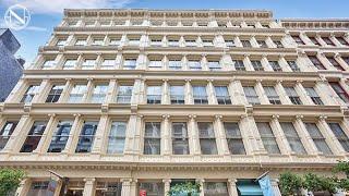 95 Greene Street - Soho New York Duplex Penthouse Mansion For Sale - New York Real Estate