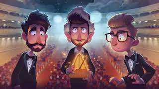 Gambar cover AJR - Come Hang Out{hour version}