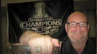 Remembering David Courtney of the LA Kings, LA Angels & LA Clippers