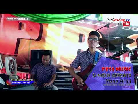 A.rafiq- si miskin bercinta COVER PBSA Music
