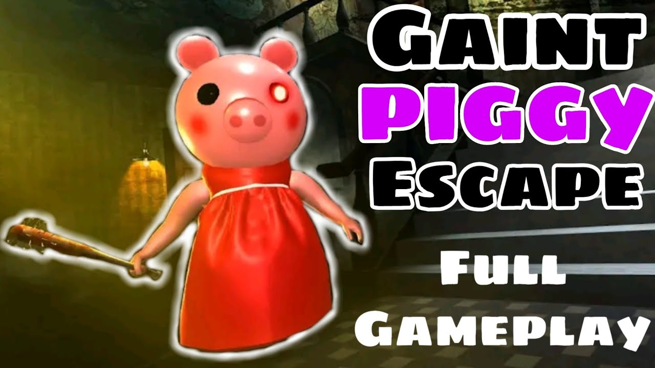 Giant Piggy Escape | Full Android Gameplay | by Sara Hazel