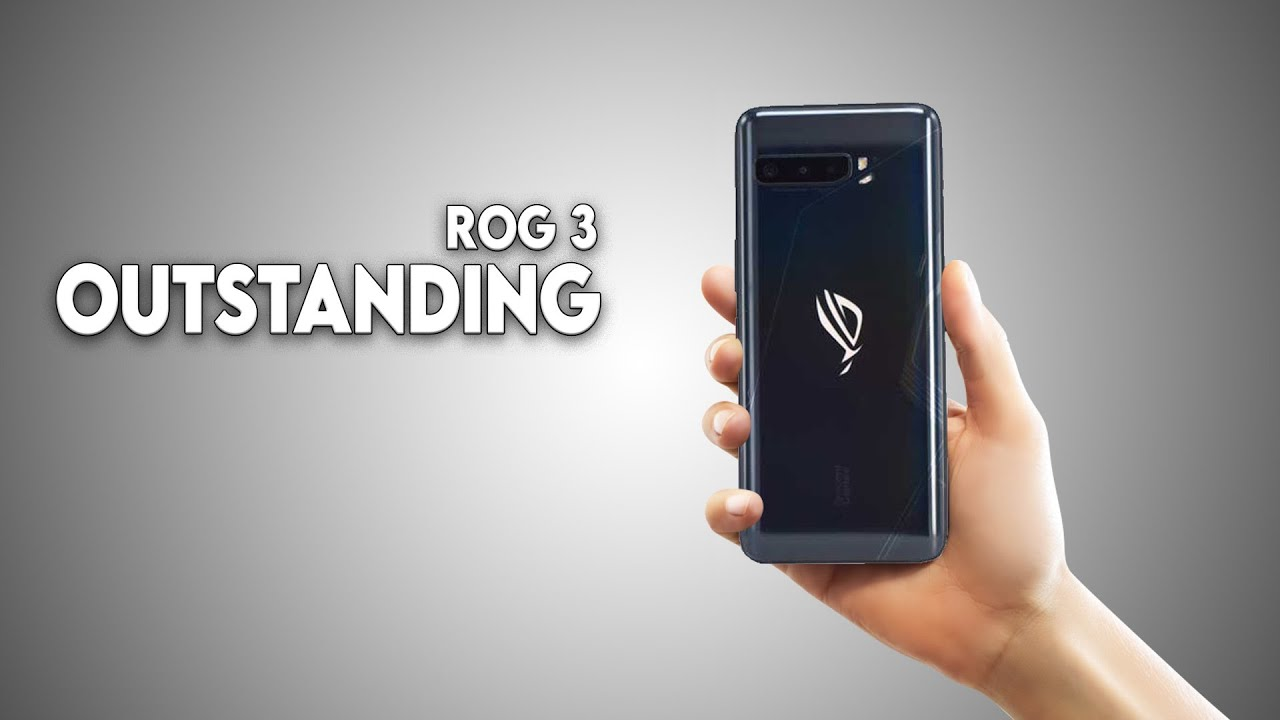 Asus ROG Phone 3 Confirmed Released Date!!!