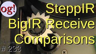 SteppIR BigIR Vertical Antenna Receive Comparisons (#233)
