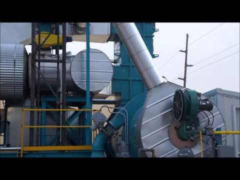 TSI Torrefaction Reactor