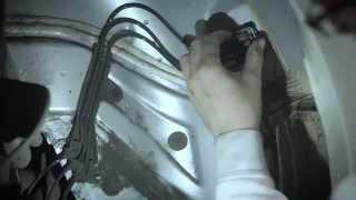 Mercedes S Klasse W221 Hinten Federbein Einbauanleitung