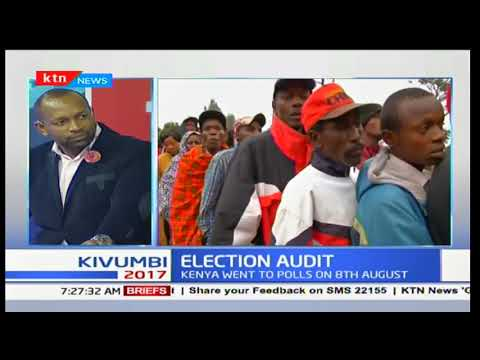 Morning Debate : Election audit 2017/08/18 part one