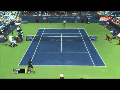 Andy Murray vs John Isner Cincinnati