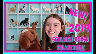 🐴2019 Schleich Horse Collection! 🐴NEW! 💖First Day TV