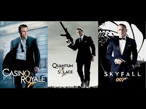 James Bond Action Music Compilation Part 2 (2006-2012)