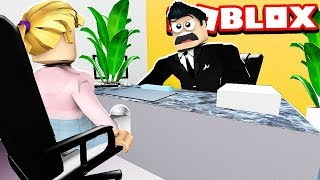 I Hired This GIRL To Become My Assistant for 24 Hours!! (Roblox Bloxburg)