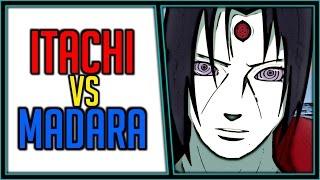 Itachi Uchiha VS Madara Uchiha
