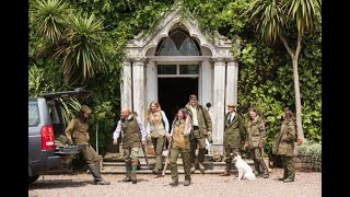 Fortis Clothing Shoot Day at Wiscombe Park