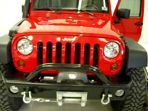 make your own path with this 2008 jeep wrangler x tons of trail ready upgrades youtube. Black Bedroom Furniture Sets. Home Design Ideas
