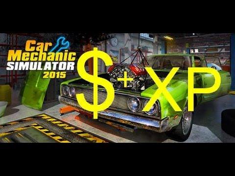 Car Mechanic Simulator 2015 add XP+Money Cheat Engine | Doovi