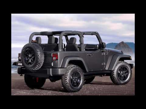 2017 Jeep Wrangler Curb Weight Concept
