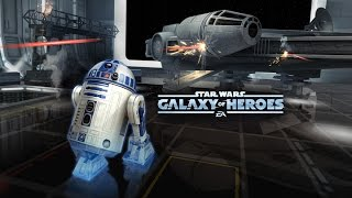 Star Wars: Galaxy of Heroes - R2-D2 Trailer