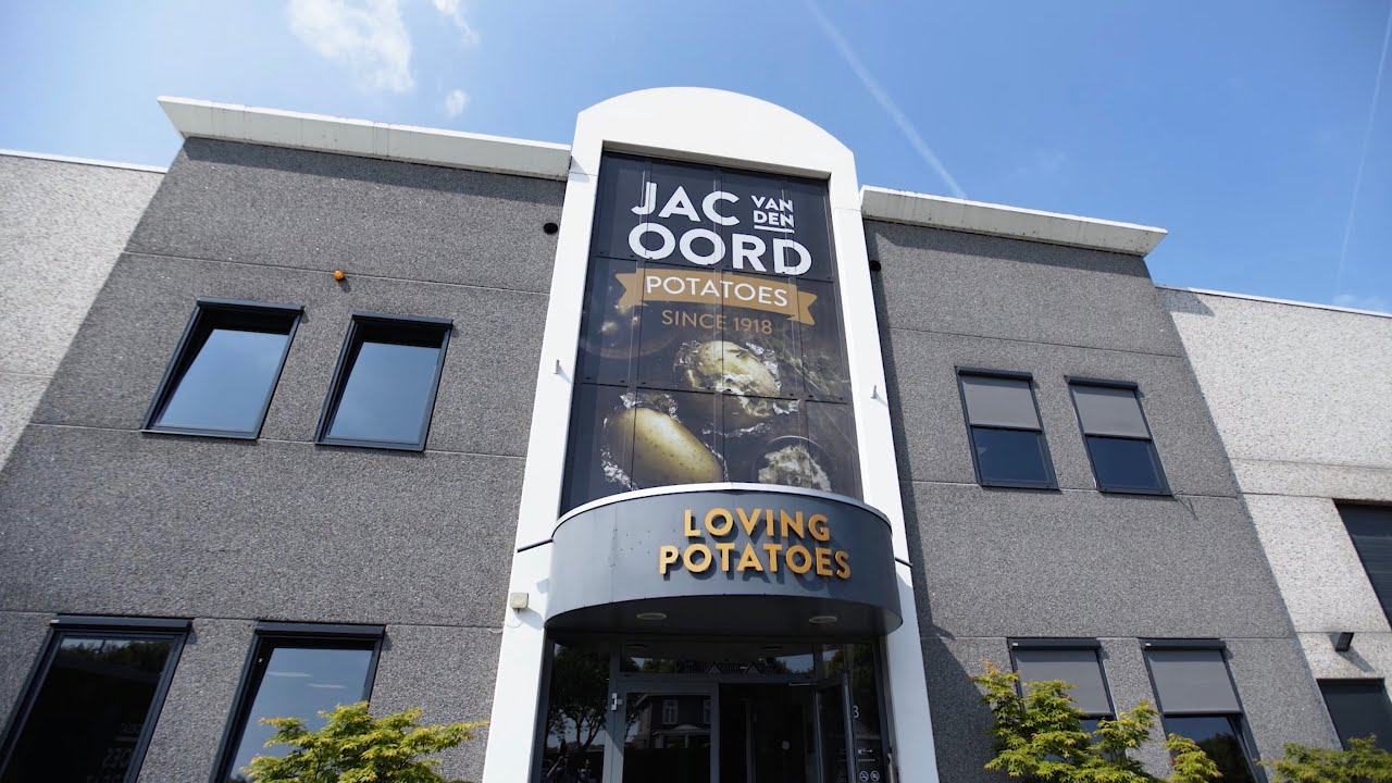 Loving Potatoes - Jac van den Oord Potatoes