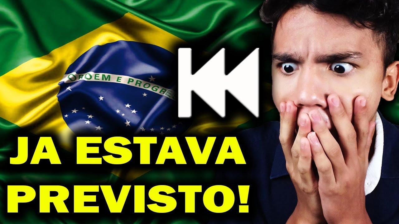 COLOQUEI O HINO DO BRASIL DE TRÁS PRA FRENTE E FOI ASSUSTADOR! - YouTube d732267870