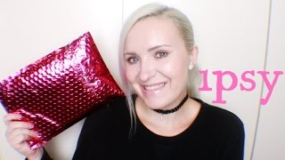 IPSY August 2016 | Glambag Unboxing & Review